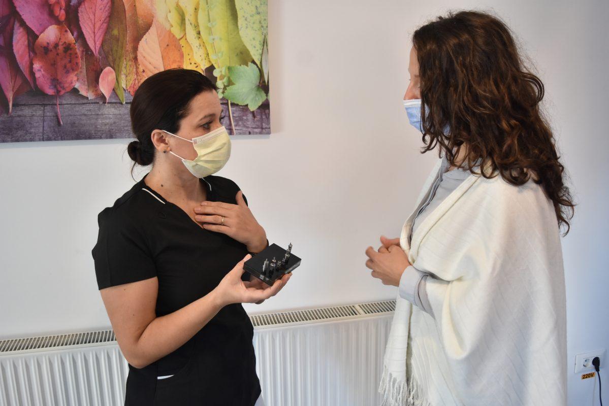 Argon Dental România, în strânsă colaborare cu medicii stomatologi implantologi.